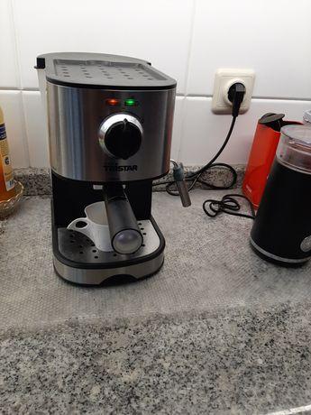 Maquina café moido