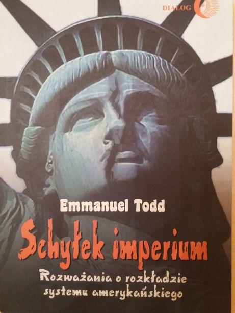 Emmanuel Todd - Schyłek imperium