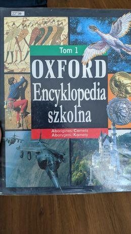 Oxford Encyklopedia Szkolna Tom 1