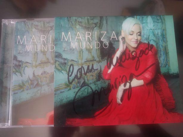 Mariza - edição especial autografada Mundo