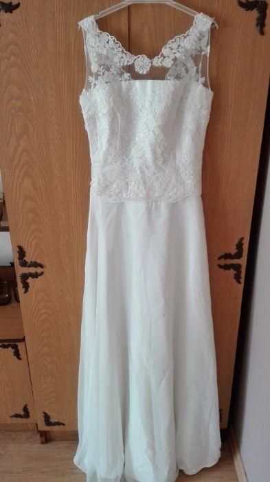 Sukienka na ślub cywilny / poprawiny 38 Olkusz - image 1