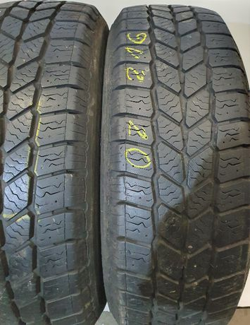 2x 215/65/16C Goodyear Cargo Ultra Grip 109/107R OZ216