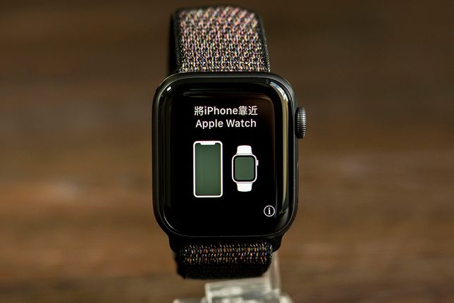 Apple Watch Series 5 40/44mm Space Gray / Rose Gold GPS + LTE ЯК НОВІ