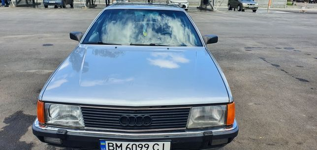AUDI 100 c3 2.2 газ бензин