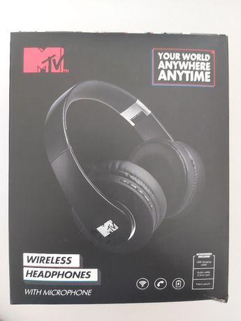 Słuchawki bluetooth MTV