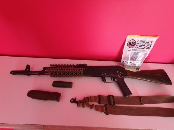 Zestaw do strzelanki ASG! Karabin+Akcesoria GRATIS!! Okazja!!