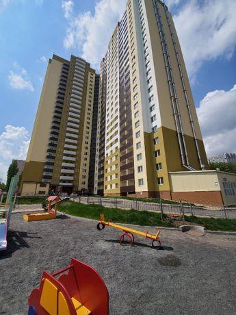 Продается новая 1-комнатная квартира в Голосеевском районе.