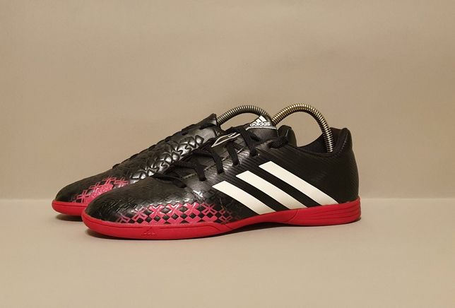 Футзалки залки сороконожки бампи оригинал adidas predator messi 41 26