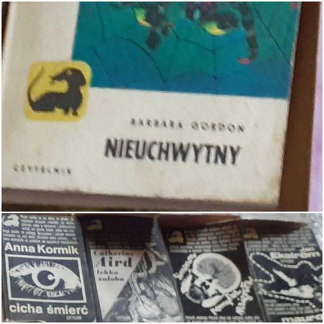 Książki Seria z jamnikiem 5 książek