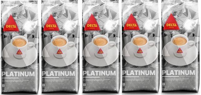 5kg Delta Platinum em Grão, Café Premiun ao melhor preço - Lote fresco