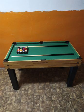 Stół do bilarda piłkarzyki