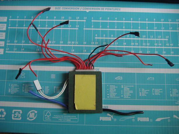 BMS 10s для Li-ion аккумулятора 36v (не тестировал)