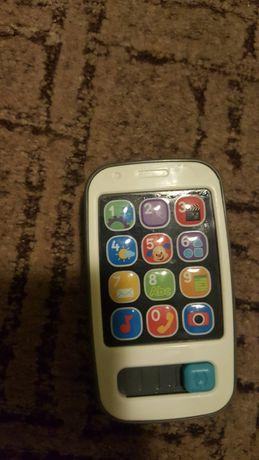 Telefon smartfon Fisher Price