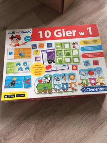 10 gier puzzle