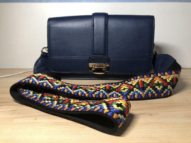 Темно-Синяя сумочка