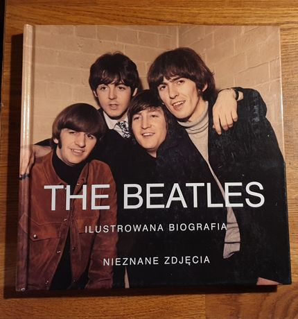 The Beatles ilustrowana biografia, nieznane zdjęcia