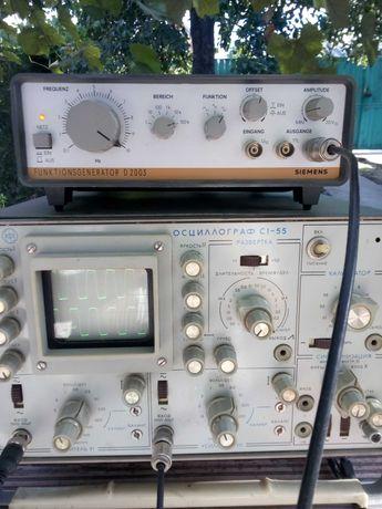 Функциональный генератор SIEMENS D2003