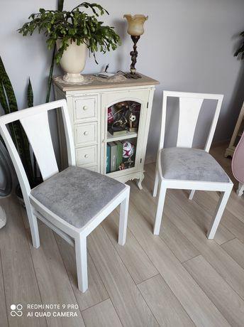 Krzesło rodem z PRL vintage