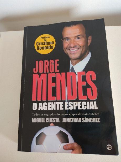 Jorge Mendes - O Agente Especial (portes incluídos)