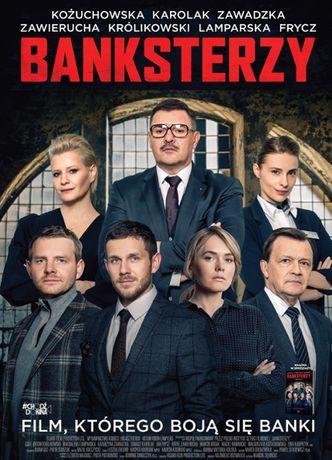 BANKSTERZY Cały film Online DVD - Premiera HD do wyczerpania zapasów!