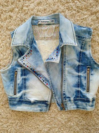 Ubrania dla dziewczynki 146-158