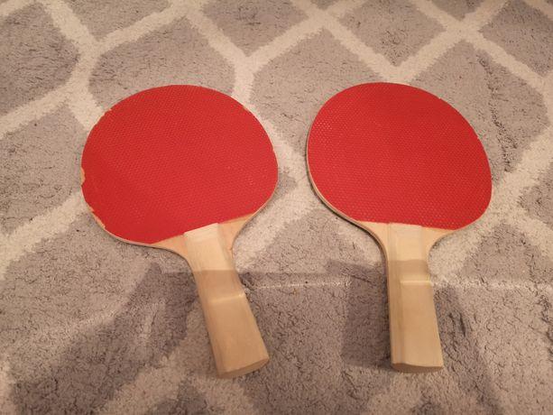 Paletki do ping-ponga