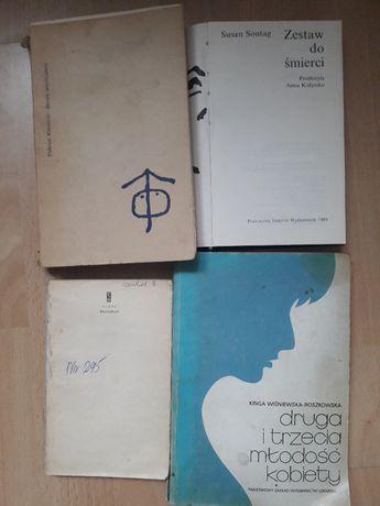 """Kinga Wiśniewska-Roszkowska, """"Druga i trzecia młodość kobiety""""."""