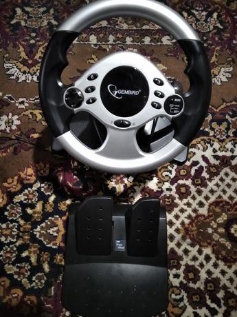 Продам игровой руль