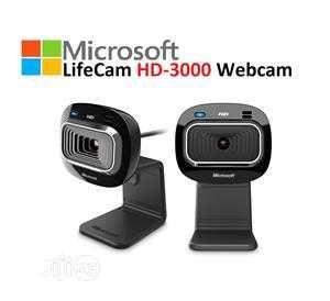 Webcam Microsoft LifeCam HD-3000 - Excelente Imagem / Som
