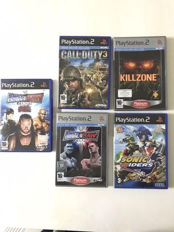 jogos PS2 em bom estado