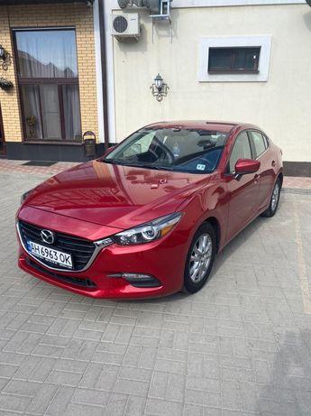 Mazda 3 2017 года