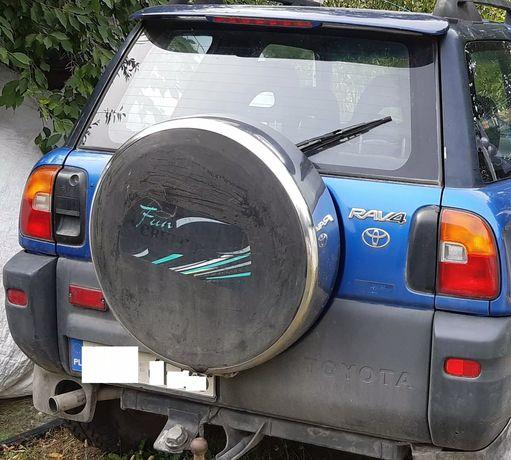 Klapa tył Toyota rav4 94-00