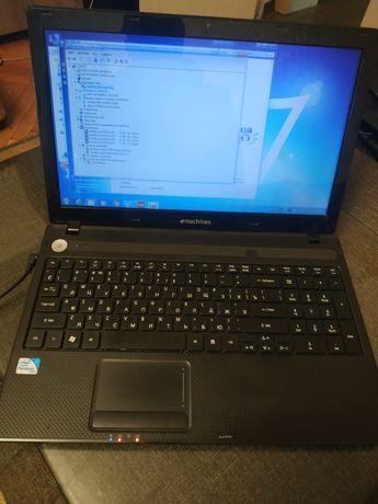 Acer e732, i3-380m (4*2.53), 4Gb-ddr3, 500Gb, hdmi, хорошее состояние