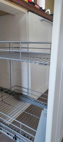 Całego kuchenne niskie 40 cm; szafka kuchenna z cargo