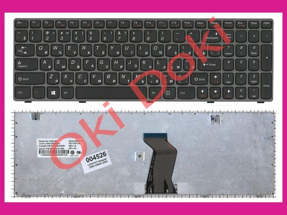 Клавиатура LENOVO Z580 N585 G585 N580 25-2018 P585 G580 N581 Z585 N586 Харьков - изображение 1