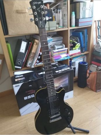 Guitarra Elétrica e posso incluir amplificador