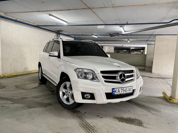 Mercedes-Benz GLK Official