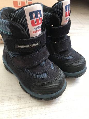 Детские сапоги сапожки ботинки ботиночки minimen