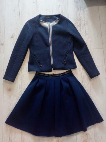 Reserved spódnica + żakiet roz.38-40
