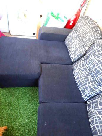 Sofá chaise-long