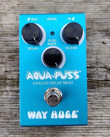 Way Huge Aqua Puss analog delay MKIII John Mayer