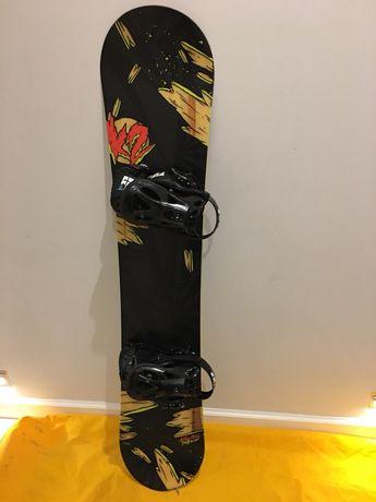 Deska snowboardowa K2