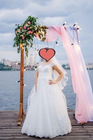 Свадебное платье проодам