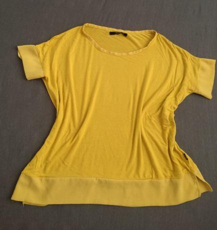 Musztardowa bluzka RESERVED