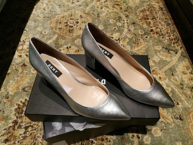 Туфли натуральная кожа DKNY