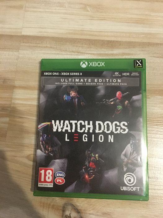 Watch Dogs Legion PL Xbox One Xbox series S/X Jawor - image 1