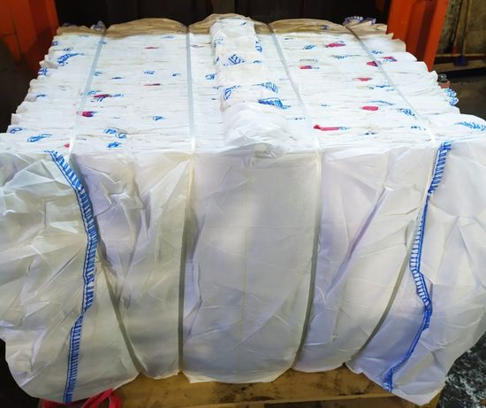 Worki BIG BAG używane. Na zboże, pellet, granulaty, przemiały, odpady