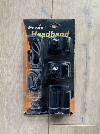 fenix headband montaż do latarki na głowę uchwyt