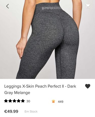 Leggings Prozis tamanho S