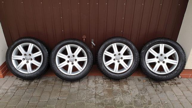 Alufelgi Zimowe BBS 16'' 5x112 205/55/16 Audi A4 Seat Vw Skoda 7mm